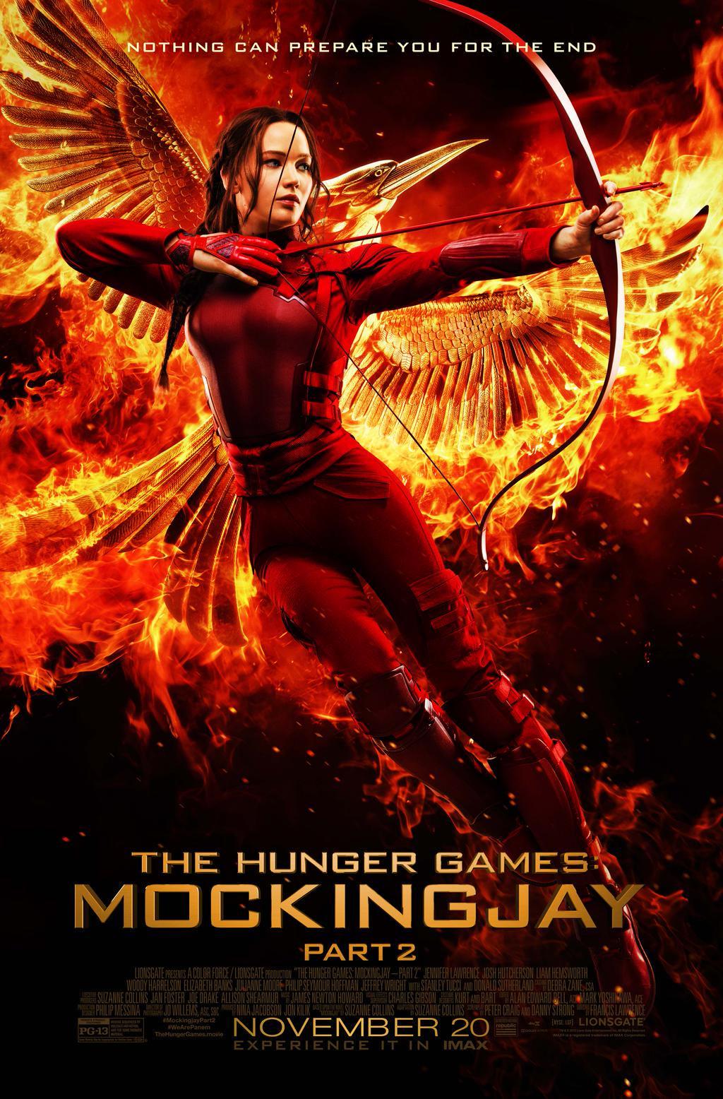 The Hunger Games: Mockingjay – Part 2 (2015) เกมล่าเกม ม็อกกิ้งเจย์ พาร์ท 2