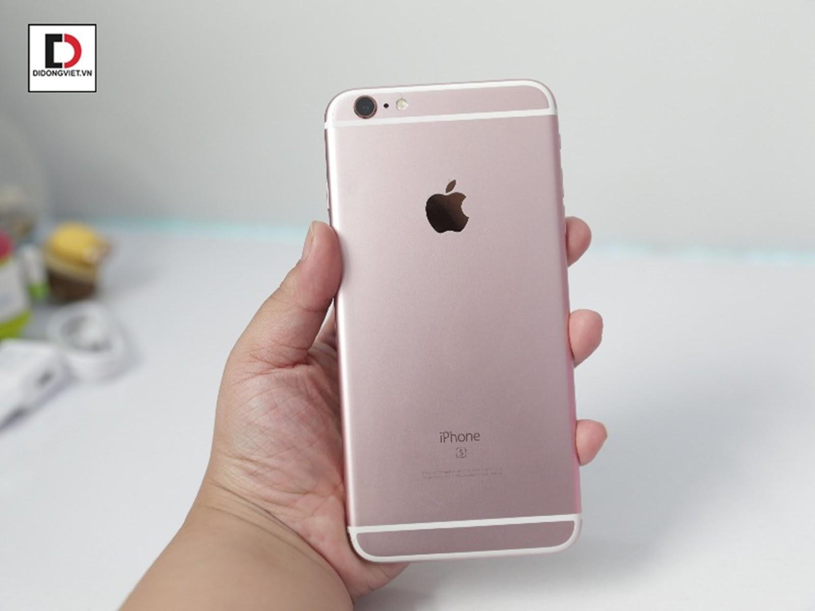 Hình ảnh thực tế iPhone 6 quốc tế cũ mới giá tốt nhất tại hệ thống cửa hàng Di Động Việt :
