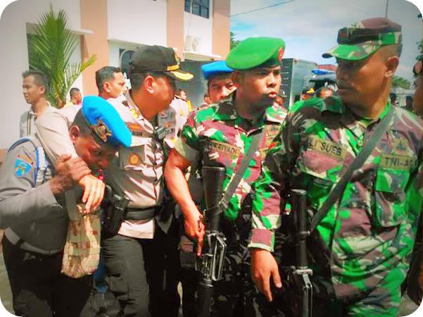 Anggota Lepas Tembakan, Victor Dean Mackbon Minta Maaf ke SPSI PTFI