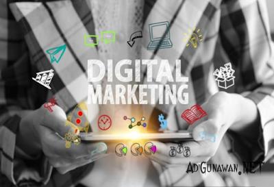 profesi digital marketer dalam bisnis online