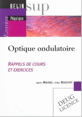 Télécharger Livre Gratuit Rappels de cours et exercices - Optique ondulatoire pdf