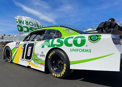 #NASCAR Xfinity Race Entry List / Alsco Uniforms 300