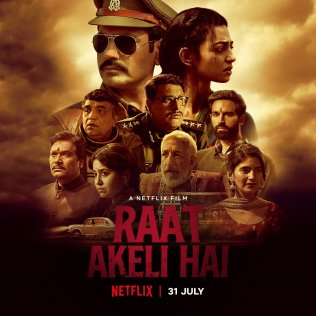Raat Akeli Hai (2020) HD 480p 720p Hindi 470MB