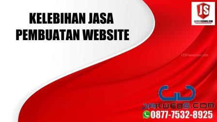 kelebihan jasa pembuatan website, jasa pembuatan website