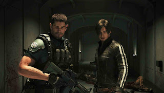Download Resident Evil Vendetta (2017) Dual Audio BRRip 720p | MoviesBaba 4