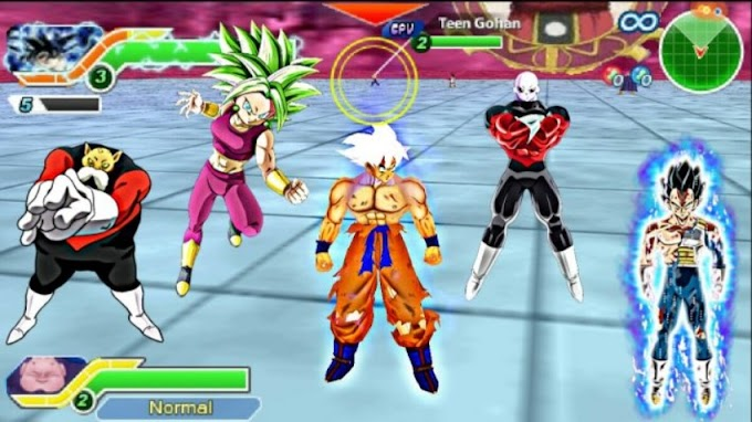12 + Newest and best Android Dragon Ball Games 2020