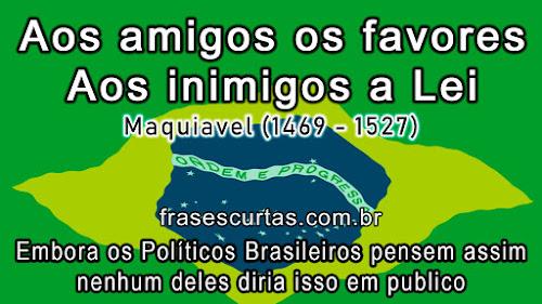 Frases Brasil