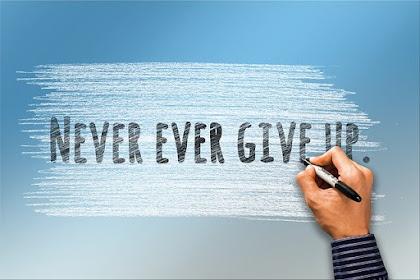 Sukses Hanya Untuk Orang yang Tekun