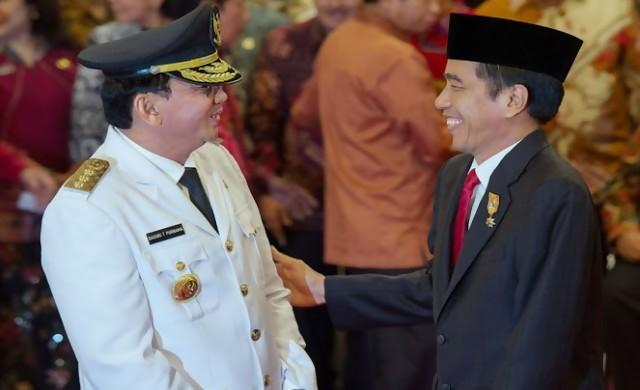 Setelah Ahok Ajukan PK, Benarkah Jokowi Gandeng Ahok di Pilpres 2019? Pengamat Politik Ini Bilang Begini