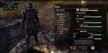 Failing To Learn The EXP System, Elder Scrolls Online,ESO,