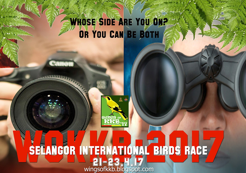 Selangor International Bird Race 2017