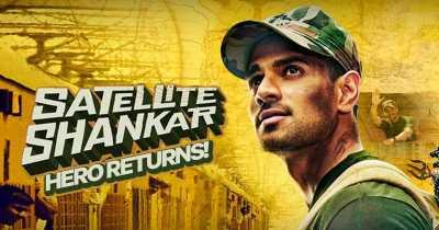 Satellite Shankar (2019) Hindi Dubbed Full Movies Download