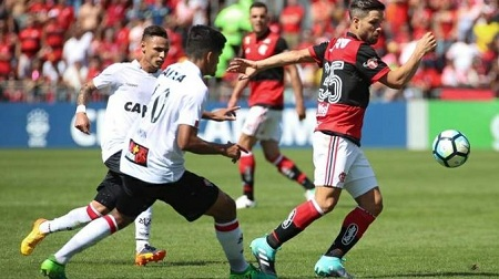 Assistir Vitória x Flamengo ao vivo grátis em HD 03/12/2017