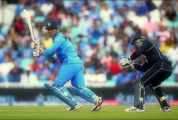 result in India vs New Zealand score live today 2019