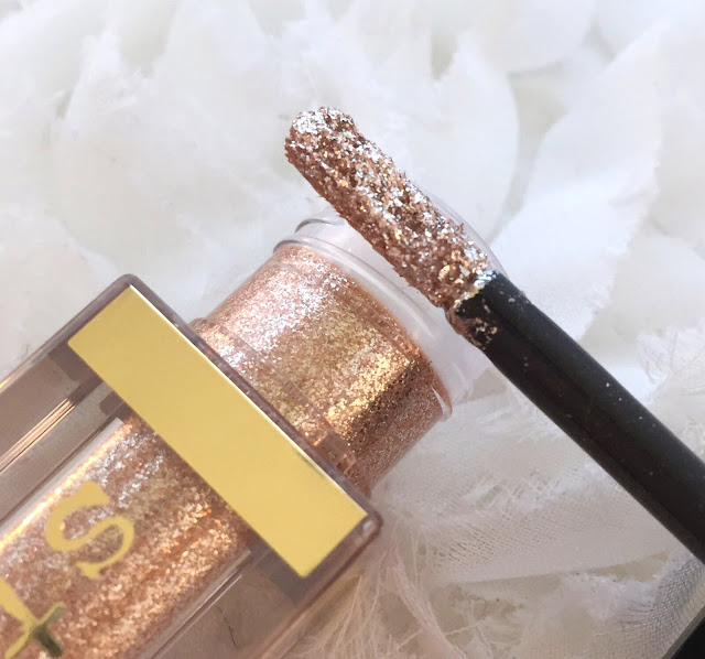 Stila Magnificent Metals Glitter And Glow Liquid Eyeshadow In Kitten Karma