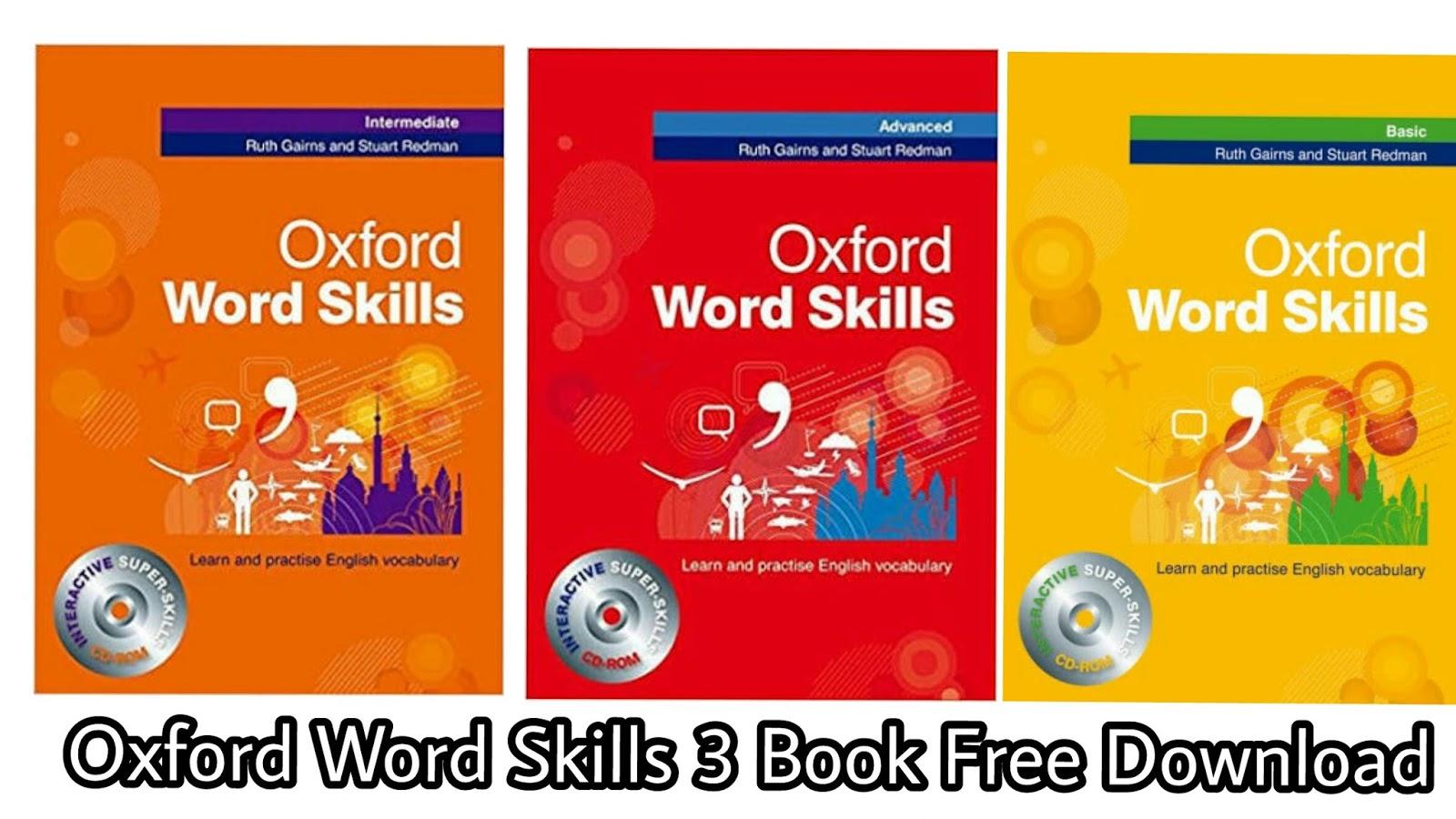 Skills book advanced word pdf oxford
