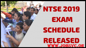 NSTSE 2019 - Notification, Eligibility Criteria and Important Dates