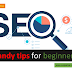 Handy Tips on SEO for Beginners