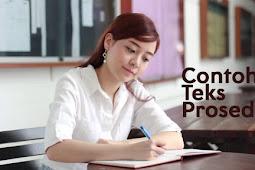 5+ Contoh TEKS PROSEDUR Kompleks, Sederhana, Protokol Beserta Strukturnya