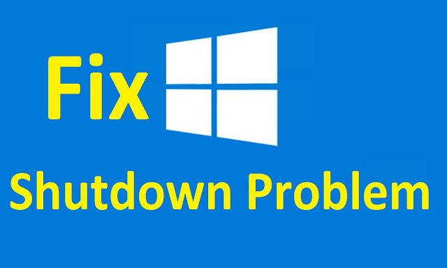 Cara Mengatasi Laptop/Komputer Yang Tidak Bisa Di Shutdown