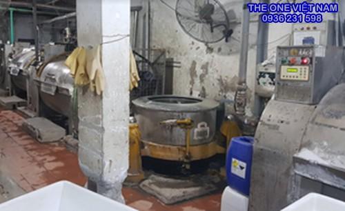 Máy giặt cho xưởng giặt bệnh viện