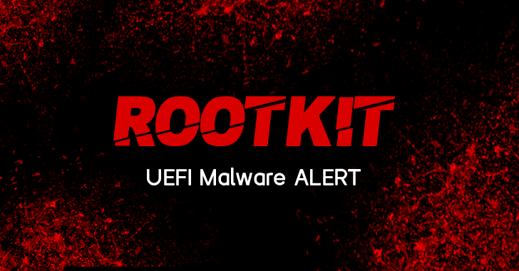 Cybersecurity Researchers Spotted First-Ever UEFI Rootkit in the Wild