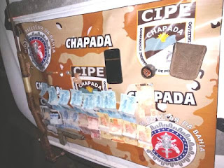 Ação da Cipe Chapada em Itaetê