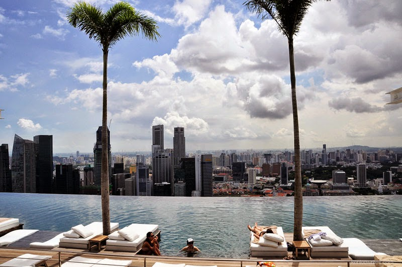 7. Marina Bay Sands, Singapore - 7 Amazing Views That Make You Stop and Appreciate Life