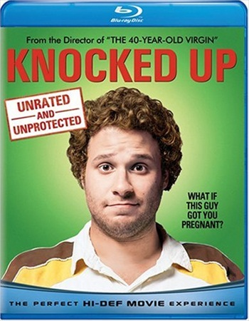 Knocked Up 2007 UNRATED Dual Audio Hindi Bluray Movie Download