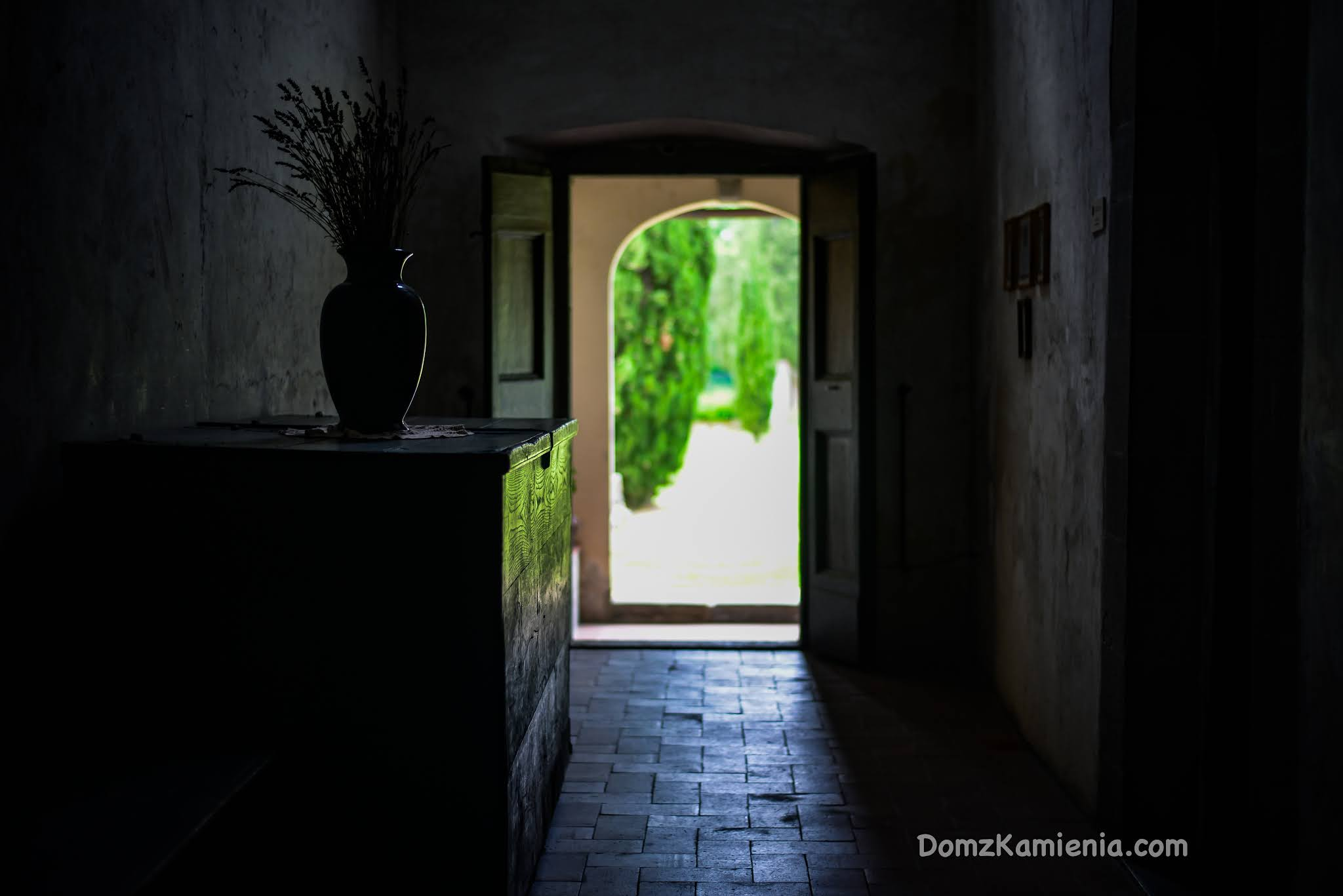 Bosco ai Frati Toskania nieznana, Blog Dom z Kamienia