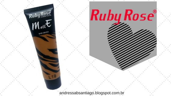 BLOG ANDRESSA SANTIAGO - RUBY ROSE