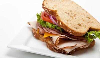 Sandwich nutrición de calidad