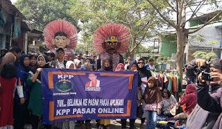 Rosyid Arsyad : Tanpa Dana Asing, Aplikasi KPP Pasar Online Akan Hadir Di Pasar se Indonesia