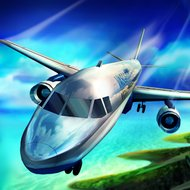 Real Pilot Flight Simulator 3D Apk İndir - Para Hileli Mod v1.3