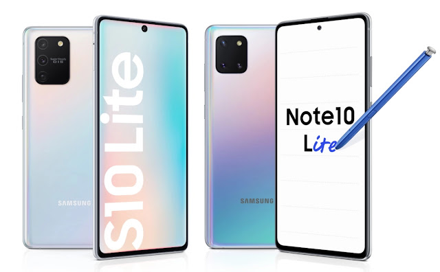 Official Firmware Samsung Galaxy Note 10 Lite SM-N770F/DS