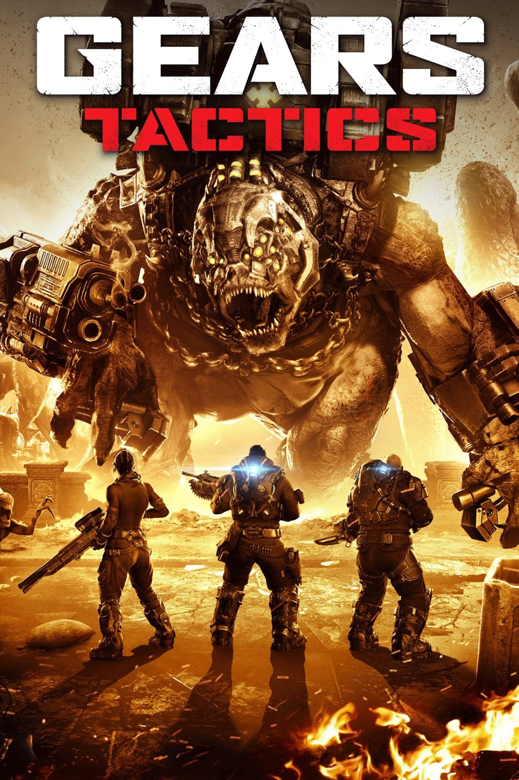 Descargar Gears Tactics PC-www.juegosparawindows.com