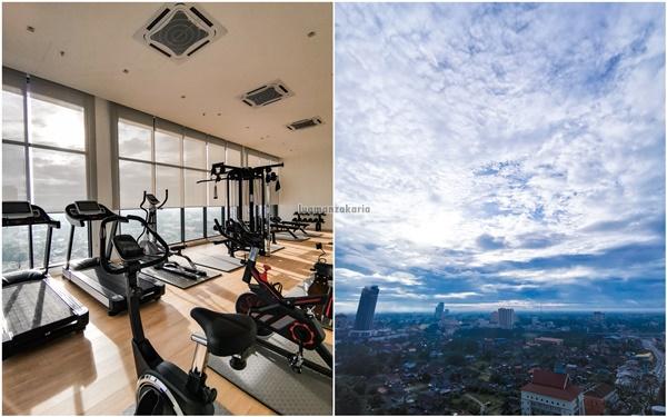 Hotel yang ada gym di kota bharu