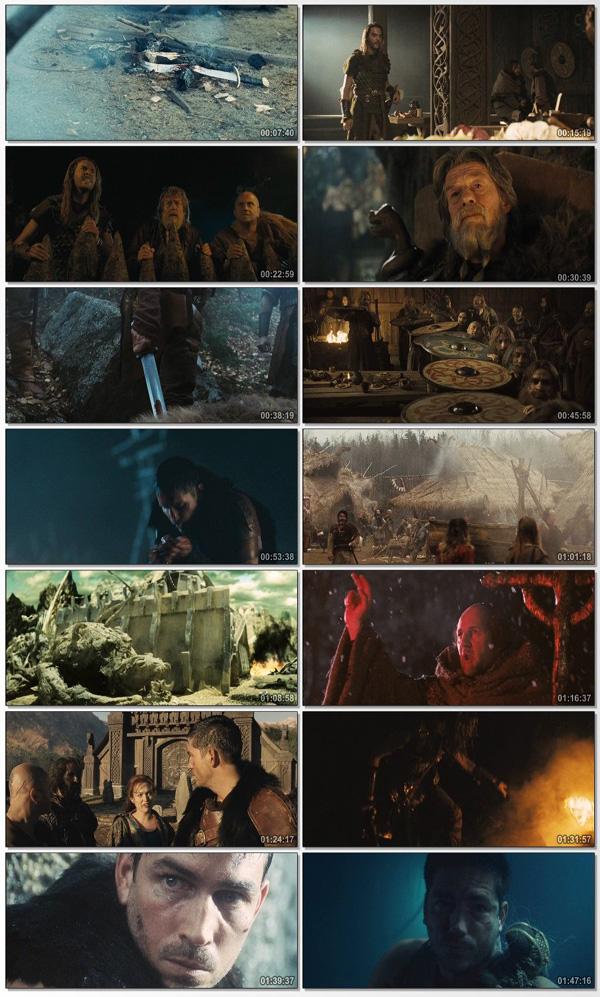 Download Outlander 2008 Dual Audio ORG Hindi 450MB BluRay 480p ESubs movie