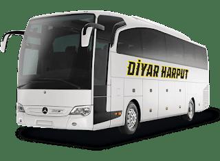 Otobüs Bileti Otobüs Firmaları Diyar Harput Turizm Diyar Harput Turizm Otobüs Bileti