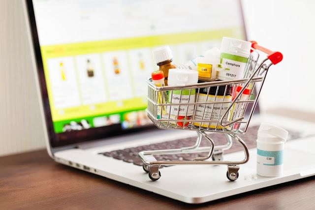 Membeli Obat di Apotek Secara Online