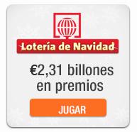 loteria de navidad de españa 2016, resultados y premios