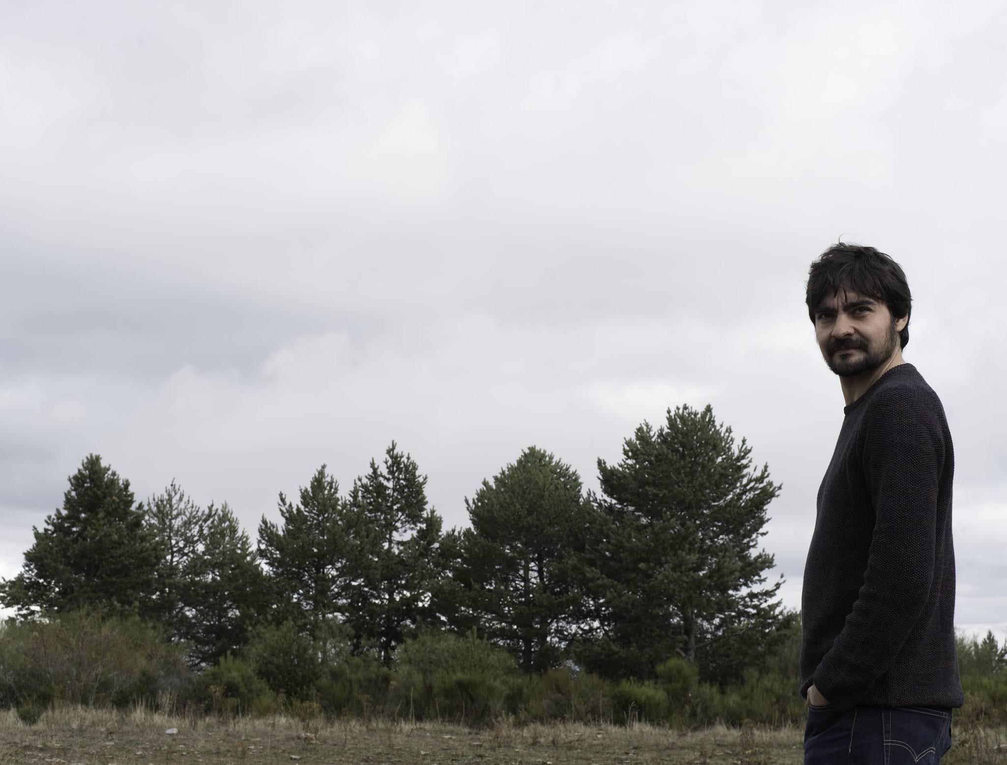 Emilio Gancedo. Foto cedida por el autor para Bestia Lectora
