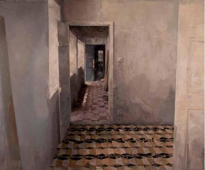 Архитектурные интерьеры. Matteo Massagrande