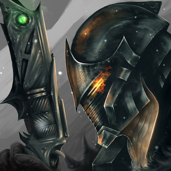 Dredgen Yor - Thorn Wallpaper Engine