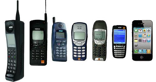 Estos 10 celulares clásicos hoy valen una fortuna