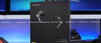 1more triple driver wireless in ear earphones review