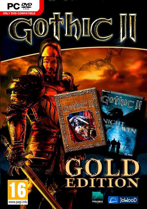 Gothic 2 Gold Edition Download Cover Free Game
