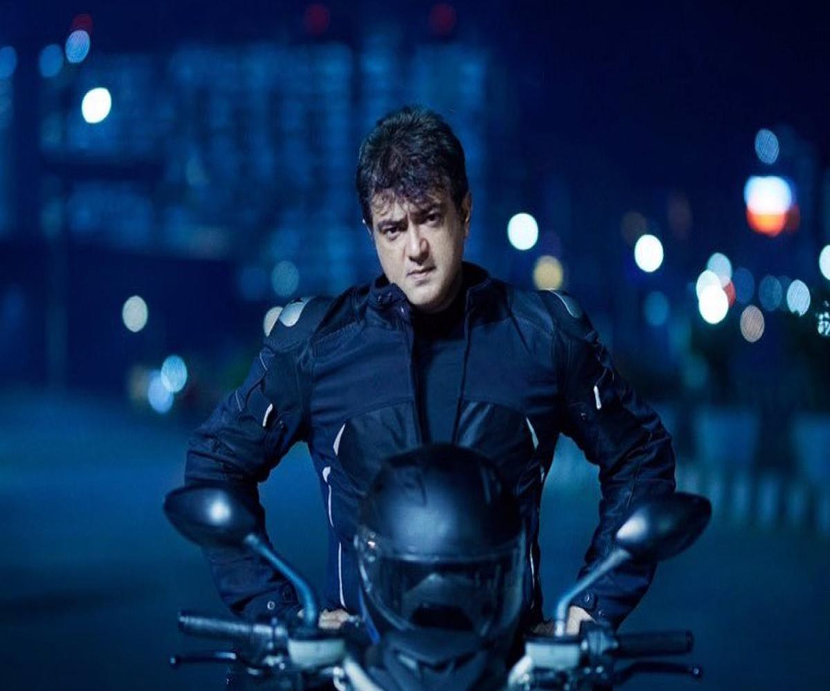Actor Ajith's 'Valimai' motion-poster