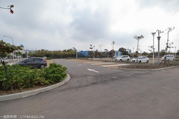 台中港區運動公園停車場