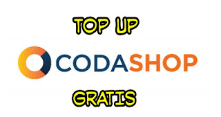Top Up Gratis CodaShop